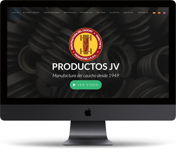 Productos JV Desktop