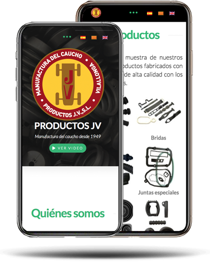 Productos JV iPhone